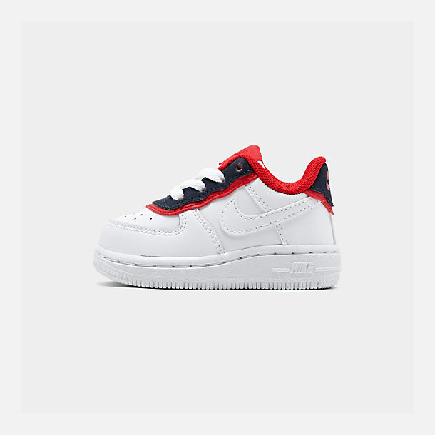 356841a0 Boys' Toddler Nike Air Force 1 LV8 1 DBL Casual Shoes