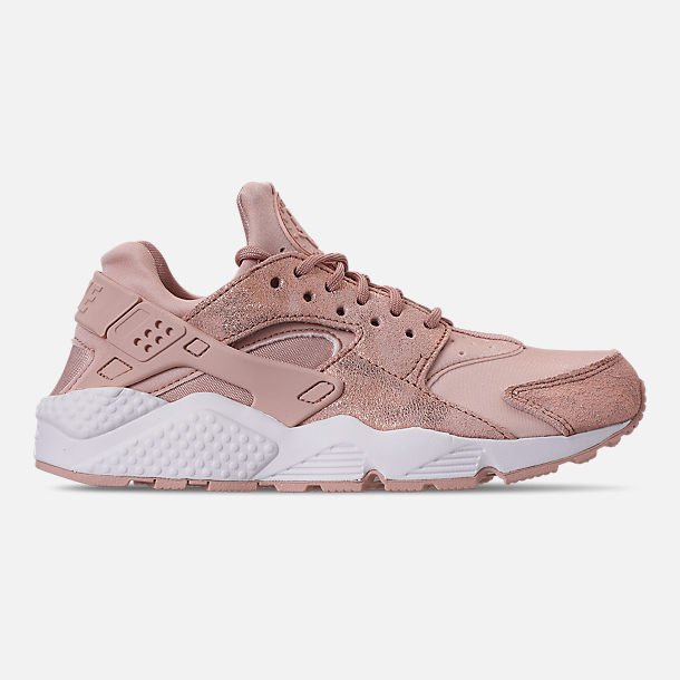 b77ebddfaee3 Right view of Women s Nike Air Huarache Run BL Casual Shoes in Particle  Beige Particle
