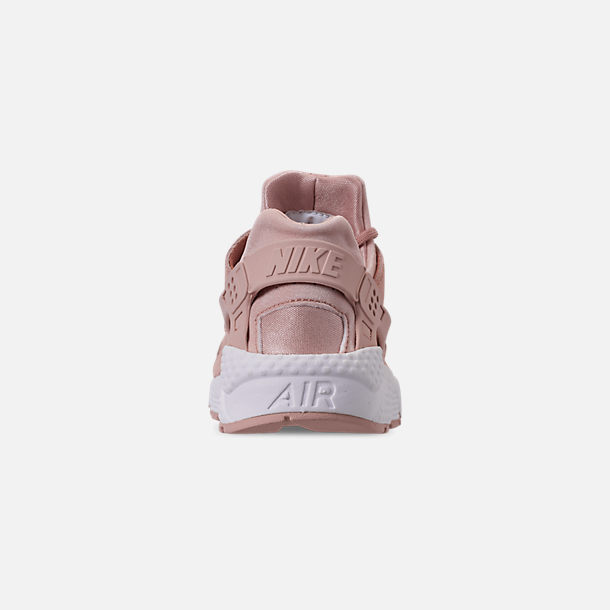 1aa93b67d2993 Back view of Women s Nike Air Huarache Run BL Casual Shoes in Particle  Beige Particle