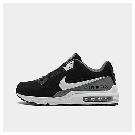Nike Men S Air Max Ltd 3 Running Sneakers From Finish Line In Black White b68f46de9