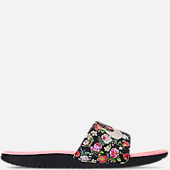 Girls' Big Kids' Nike Kawa Slide Sandals