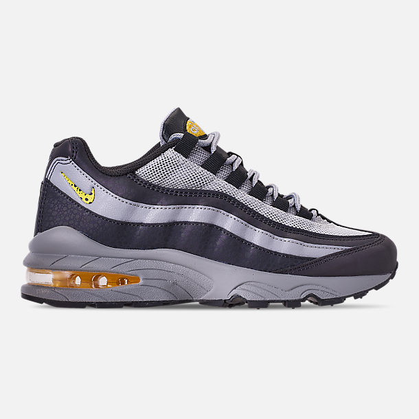 e6a39dd8a1 Right view of Boys' Big Kids' Nike Air Max 95 Mekbuda Casual Shoes in