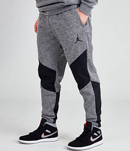 Men's Jordan 23 Alpha Therma Fleece Jogger Pants