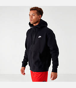 Men's Nike Sportswear Club Fleece Full-Zip Hoodie