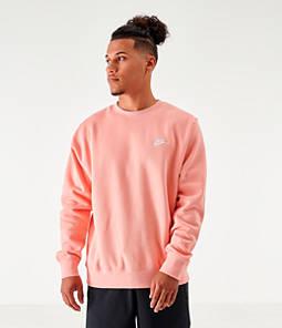 911531245 Men's Nike Sportswear Club Fleece Crewneck Sweatshirt