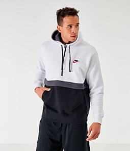 Men's Nike Sportswear Club Fleece Half-Zip Hoodie