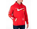 Men's Nike Sportswear Microbranding Hoodie by Nike