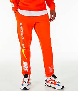 Men's Nike Sportswear Microbranding Jogger Pants