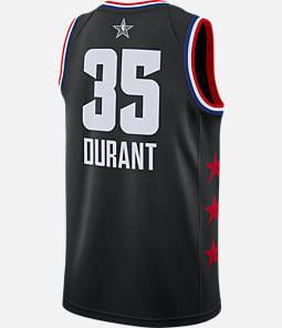 129ba039037e Men s Jordan Golden State Warriors Kevin Durant NBA All-Star Weekend 2019  Swingman Jersey