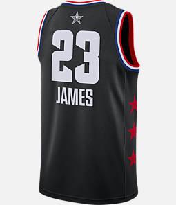 Men's Jordan Los Angeles Lakers LeBron James NBA All-Star Weekend 2019 Swingman Jersey