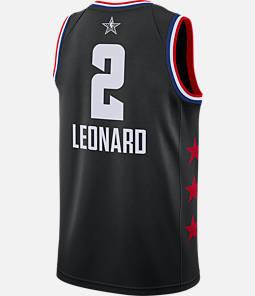 Men's Jordan Toronto Raptors Kawhi Leonard NBA All-Star Weekend 2019 Swingman Jersey