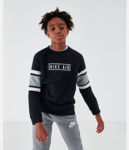 Boys' Nike Air Crewneck Sweatshirt