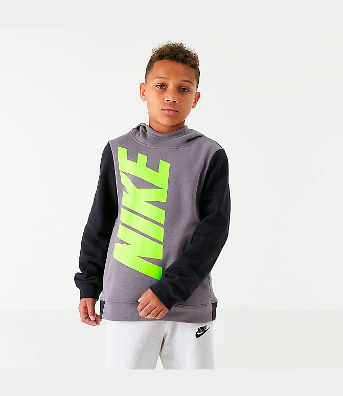 Boys' Nike Sportswear Amplify Hoodie