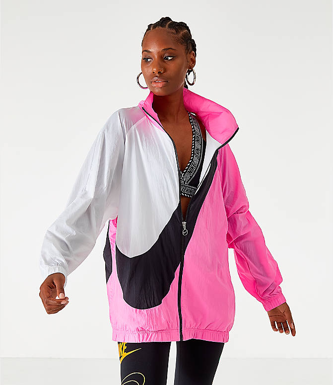Nike Big Swoosh Woven Jacket