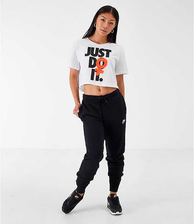 Women's Nike Sportswear Essential Jogger Pants by Nike