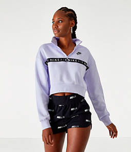 Women's Nike Sportswear Air Half-Zip Top
