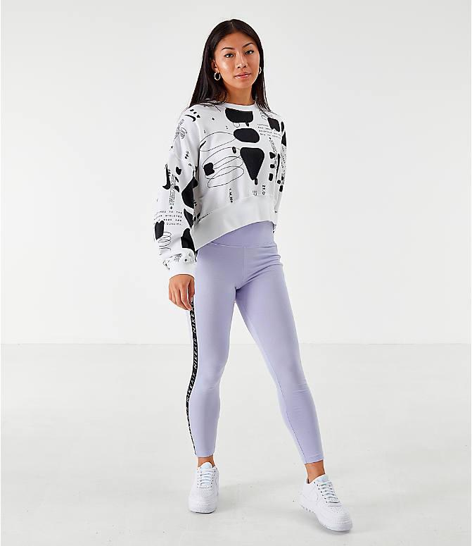 Women's Nike Air Crop Crew Sweatshirt by Nike