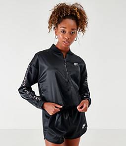 Women's Nike Air Satin Track Jacket