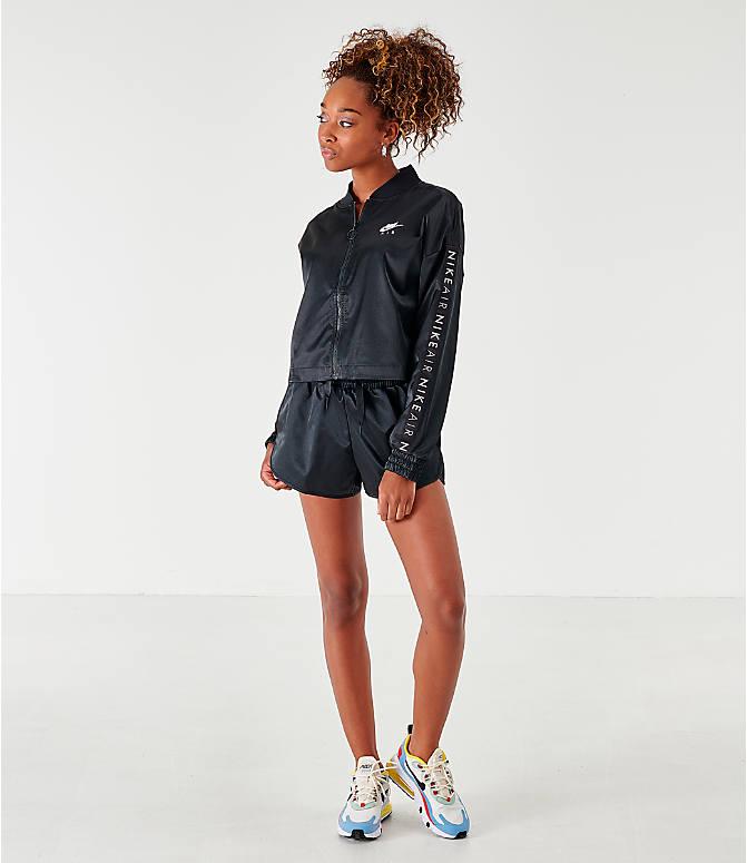 1efcf8261 Women's Nike Air Satin Track Jacket