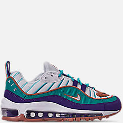 Boys' Big Kids' Nike Air Max 98 Casual Shoes