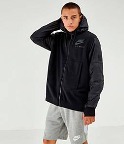 Men's Nike Air Max French Terry Full-Zip Hoodie