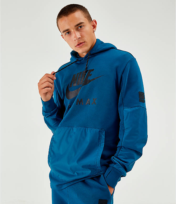 Men's Nike Air Max French Terry Hoodie