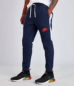 Men's Nike Sportswear Hybrid Fleece Jogger Pants