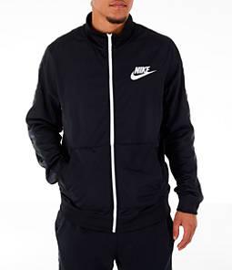 Men's Nike Sportswear Hybrid Track Jacket