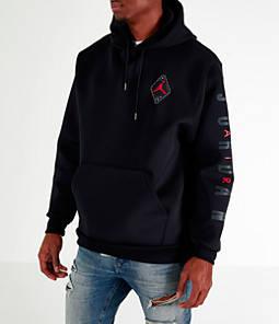 Men's Jordan Legacy Retro 6 Fleece Hoodie