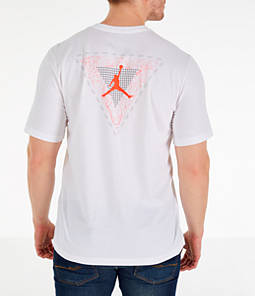 Men's Air Jordan Retro 4 Splatter T-Shirt