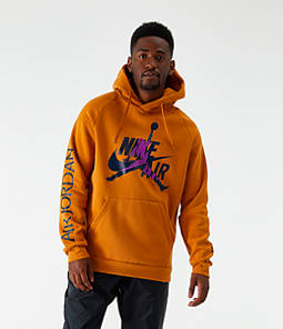 Men's Jordan Mashup Jumpman Classics Fleece Hoodie