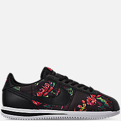 save off ab1dc fb8e7 Men s Nike Cortez Basic Floral Casual Shoes