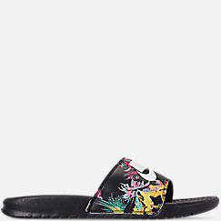 Men's Nike Benassi JDI Print TP Slide Sandals