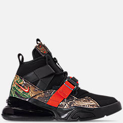 Men's Nike Air Force 270 Utility Realtree Off-Court Shoes