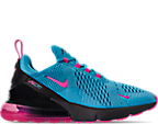 Light Blue/Laser Fuchsia/Black