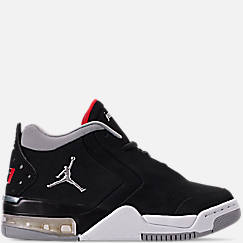 Boys' Big Kids' Air Jordan Big Fund Basketball Shoes