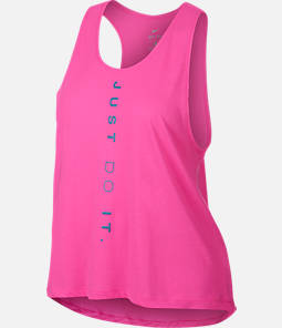 Women's Nike Dri-FIT Miler Running Tank - Plus Size