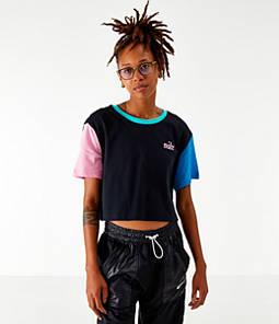 Women's Nike Sportswear Cropped T-Shirt