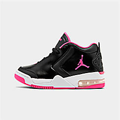 09566281721575 Girls  Big Kids  Air Jordan Big Fund Basketball Shoes