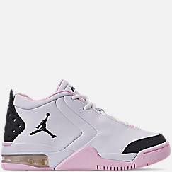 Girls' Big Kids' Air Jordan Big Fund Basketball Shoes