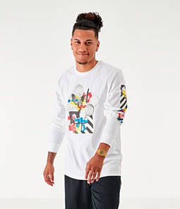 Men's Nike Sportswear High Summer Long-Sleeve T-Shirt