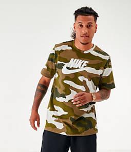Men's Nike Sportswear Camo T-Shirt
