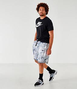 Men's Nike Dri-FIT DNA Camo Basketball Shorts