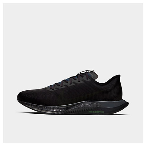 Nike Shoes NIKE MEN'S ZOOM PEGASUS TURBO 2 SPECIAL EDITION RUNNING SHOES IN BLACK SIZE 15.0