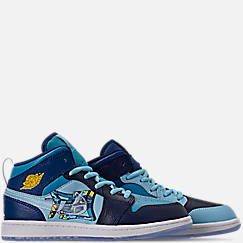 Boys' Little Kids' Air Jordan 1 Mid Fly Casual Shoes