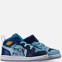 Boys' Toddler Air Jordan 1 Mid Fly Casual Shoes