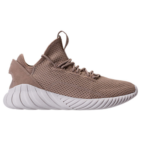 Adidas Tubular Doom Primeknit (Black & Cream White End Clothing