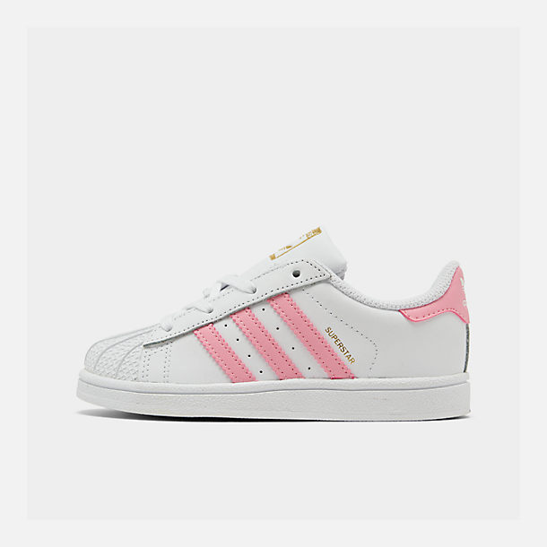 new arrival 07fb1 a50a3 Girls' Toddler adidas Superstar Casual Shoes