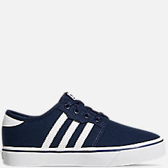 Boys' Big Kids' adidas Seeley Casual Skate Shoes