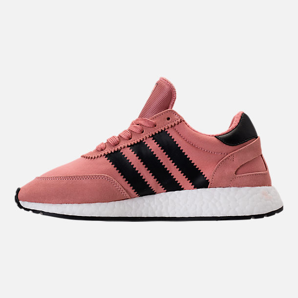 Left view of Women's adidas I-5923 Runner Casual Shoes